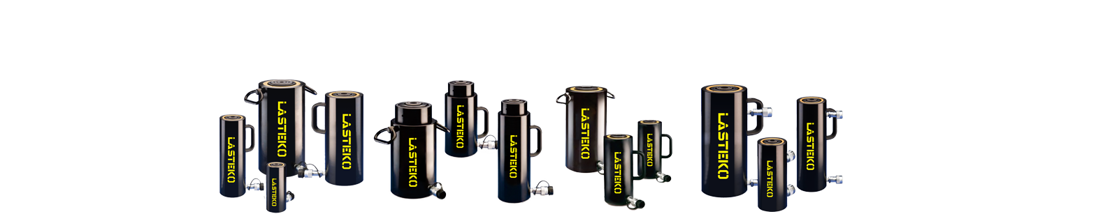 Lasteko - Hydraulic Cylinder - Double Acting Cylinder(RR Series)